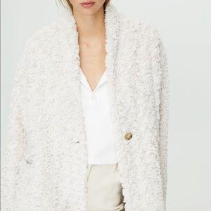 Wilfred Free Aritzia Plush Coat